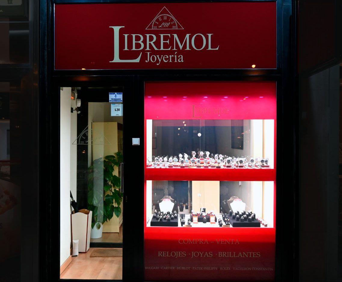Joyería Libremol Compra y Venta de Relojes