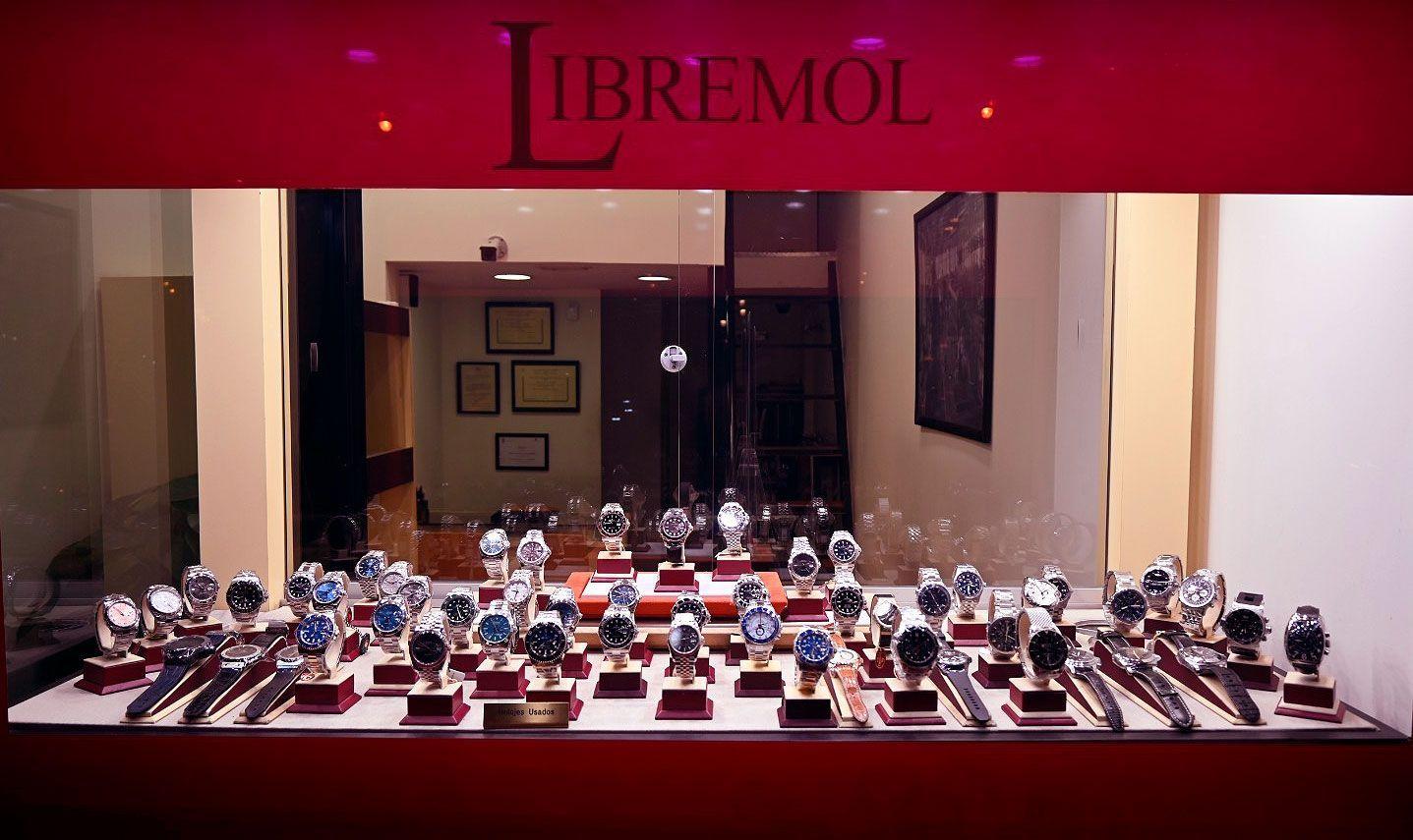 Joyería Libremol Compra y venta de relojes de ocasión